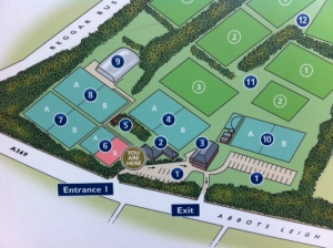 Clinic at Clifton College Sports and Leisure Ground, Abbots Leigh