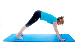 prep for pelvic two side stretch