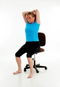 Upper Shoulder Stretch part 2