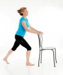 Calf Stretch part 1